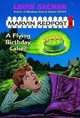 A Flying Birthday Cake? By Sachar, Louis/ Wummer, Amy (ILT)